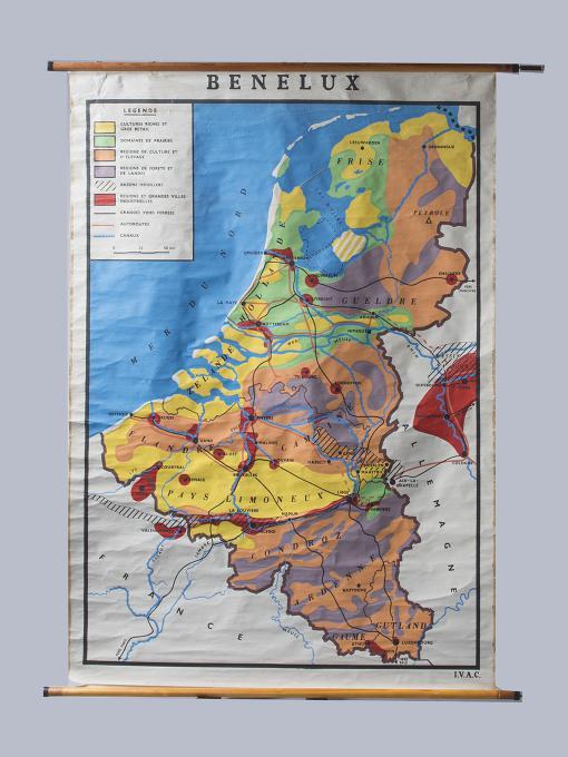 地図_Benelux