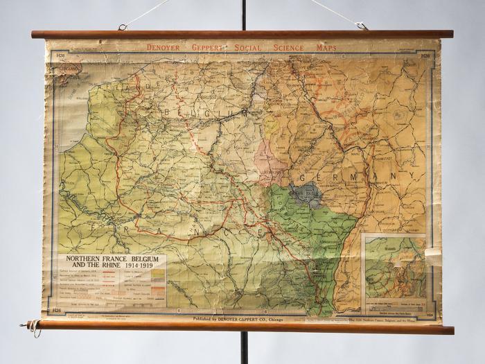 地図_France&Belgium